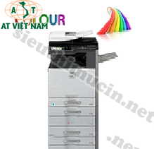 Máy photocopy mầu SHARP MX M2010U